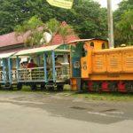 Kereta Tua Pabrik Gula Madukismo yang Tetap Mempesona