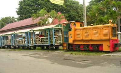 Kereta Tua Pabrik Gula Madukismo