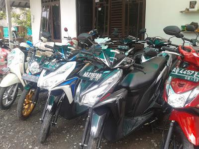 layanan antar jemput dari sewa motor jogja