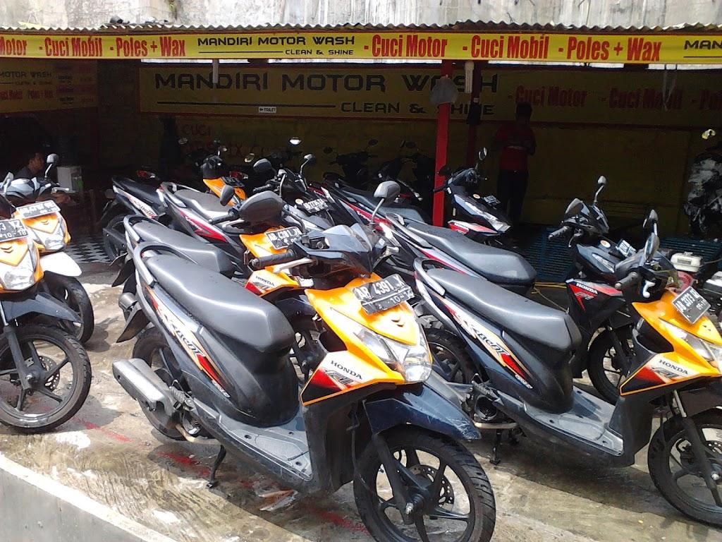 Tarif dan Kelebihan Sewa Motor Jogja di Mandiri Motor