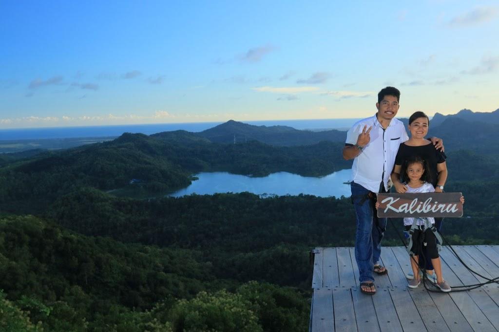 Wisata Kalibiru Kulonprogo Menggunakan Motor